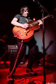 Pedro de Dios Barcelo, guitarrista y cantante de Guadalupe Plata (30/03/2012)