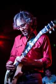 Danny Methric, guitarrista y cantante de The Muggs, Bilbao. 2012