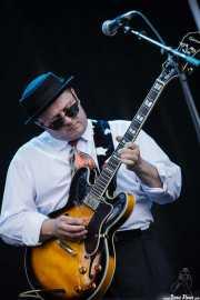 Jay Gipson, guitarrista de Si Cranstoun (14/06/2012)
