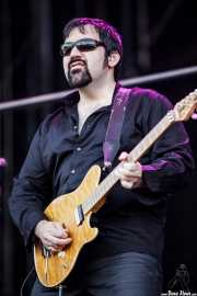 Richie Castellano, guitarrista de Blue Öyster Cult (14/06/2012)