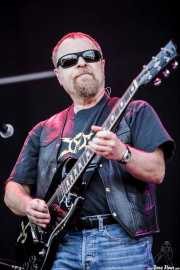 Eric Bloom, cantante y guitarrista de Blue Öyster Cult (14/06/2012)