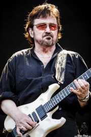 """Donald Brian """"Buck Dharma"""" Roeser, guitarrista de Blue Öyster Cult (14/06/2012)"""