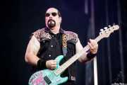 "Mark ""The Animal"" Mendoza, bajista de Twisted Sister (14/06/2012)"