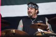 A. J. Pero, baterista de Twisted Sister (14/06/2012)