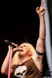 Dee Snider, cantante de Twisted Sister (14/06/2012)