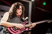 "Eddie ""Fingers"" Ojeda, guitarrista de Twisted Sister (14/06/2012)"