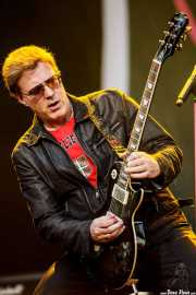 Jay Jay French, guitarrista de Twisted Sister (14/06/2012)