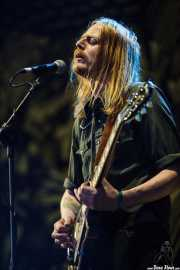 Joakim Nilsson, guitarrista y cantante de Graveyard (14/06/2012)