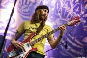 Rikard Edlund, bajista de Graveyard (14/06/2012)