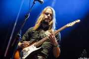 Jonatan Larocca-Ramm, guitarrista de Graveyard (14/06/2012)