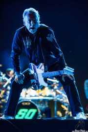 Rick Parfitt, guitarrista de Status Quo (14/06/2012)