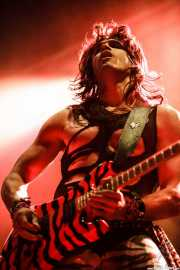 Satchel (Russ Parrish), guitarrista de Steel Panther (14/06/2012)