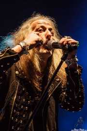 Bobby Liebling, cantante de Pentagram (14/06/2012)