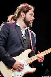 Rich Robinson, guitarrista y cantante de Rich Robinson Band, Azkena Rock Festival, 2012