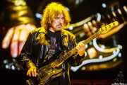 Geezer Butler, bajista de Ozzy and Friends, Azkena Rock Festival, 2012
