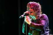 Ozzy Osbourne, cantante de Ozzy and Friends, Azkena Rock Festival, 2012