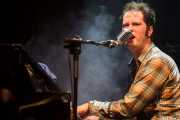 Mike Scott, pianista de Dick Brave and the Backbeats, Azkena Rock Festival2012
