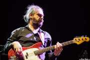Francesco Giampaoli, bajista de Sacri Cuori Band, Azkena Rock Festival