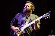 Antonio Gramentieri, guitarrista de Sacri Cuori Band, Azkena Rock Festival