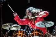Patrick Hallahan, baterista de My Morning Jacket, Azkena Rock Festival