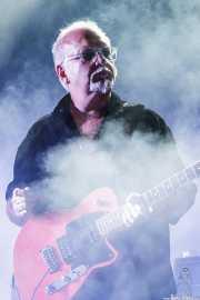 Reeves Gabrels, guitarrista de The Cure, Bilbao BBK Live, Bilbao. 2012