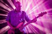 Álvaro B. Baglietto, bajista de Vetusta Morla, Bilbao BBK Live, 2012