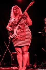 Shannon Shaw, cantante y bajista de Shannon and The Clams (Funtastic Dracula Carnival, Benidorm, 2012)