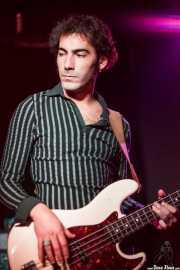 Iker Arbizu, bajista de Last Fair Deal