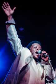 Lee Fields, cantante de Lee Fields & The Expressions (, , 2012)