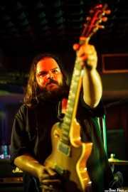 Earl Crim, guitarrista de Kentucky Bridgeburners (Sala Edaska, Barakaldo, 2012)