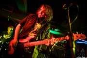 Hulsman -batería- y Todd Gorrel -bajo- de Kentucky Bridgeburners (Sala Edaska, Barakaldo, 2012)