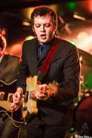 Arjan Spies, cantante y guitarrista de The Kik (Purple Weekend Festival, León, 2012)