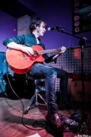 Julien Elsie, cantante y guitarrista (10/05/2013)