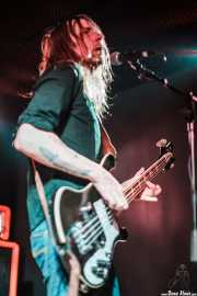 Rikard Edlund, bajista de Graveyard (18/05/2013)