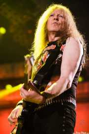Janick Gers, guitarrista de Iron Maiden, Bilbao Exhibition Centre -BEC-, 2013