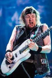 Adrian Smith, guitarrista de Iron Maiden, Bilbao Exhibition Centre -BEC-, 2013