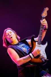 Dave Murray, guitarrista de Iron Maiden, Bilbao Exhibition Centre -BEC-, 2013