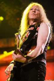 Janick Gers, guitarrista de Iron Maiden, Bilbao Exhibition Centre -BEC-, 2013