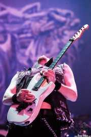 Adrian Smith, guitarrista de Iron Maiden, Bilbao Exhibition Centre -BEC-, 2013