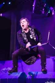 Bruce Dickinson, cantante de Iron Maiden, Bilbao Exhibition Centre -BEC-, 2013