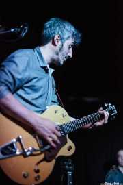 Víctor Sánchez, guitarrista de Lapido (, , 2013)