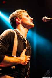 Ben Ringel, cantante y guitarrista de The Delta Saints, Kafe Antzokia, Bilbao. 2013