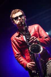 008 Bilbao BBK Live 2013 Johnny Borrell and Zazou 12VII13