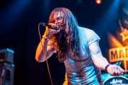 Andrew WK, cantante de Marky Ramone's Blitzkrieg (Kafe Antzokia, Bilbao, 2013)
