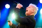 Dexter Holland, cantante de The Offspring, Festival En Vivo, Bilbao. 2013