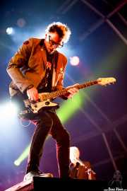 Noodles, guitarrista de The Offspring, Festival En Vivo, Bilbao. 2013
