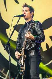 Todd Morse, Guitarrista de The Offspring, Festival En Vivo, Bilbao. 2013