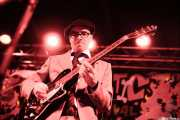 Max Pierini, guitarrista de Sister Cookie with The Mad Tubes (Funtastic Dracula Carnival, Benidorm)