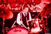 """Takumi Nakamura """"Mr. Mondo"""", baterista de The Neatbeats (Funtastic Dracula Carnival, Benidorm)"""