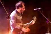 "Juan Rodríguez ""Jota"", guitarrista de Soleá Morente y Los Evangelistas (BIME festival, Barakaldo, 2013)"
